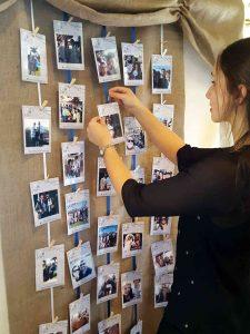 Cintas para colocar fotos impresas